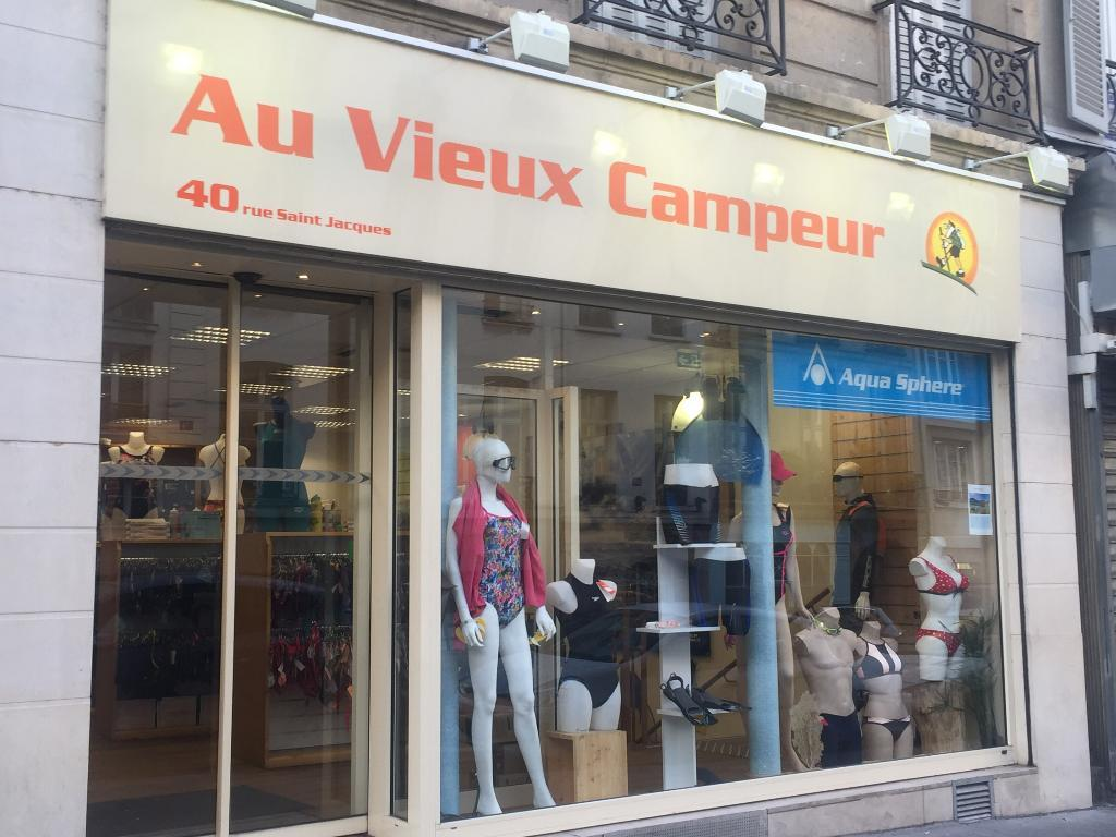 Bis De Vieux Magasin R Campeur40 St Jacques75005 Au Paris YI76gyvbf