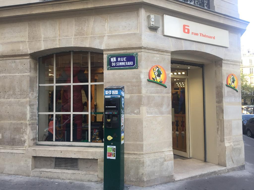 Au vieux campeur magasin de sport 6 rue th nard 75005 - 48 rue des ecoles 75005 paris ...