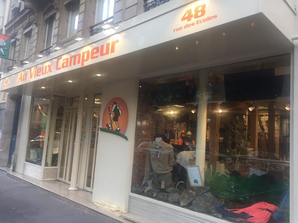 Au vieux campeur chaussures 48 rue des ecoles 75005 paris adresse horaire - 48 rue des ecoles 75005 paris ...
