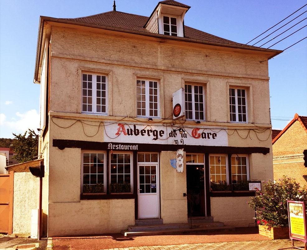 auberge de la gare restaurant 2471 rue louviers 76320 saint pierre l s elbeuf adresse horaire. Black Bedroom Furniture Sets. Home Design Ideas