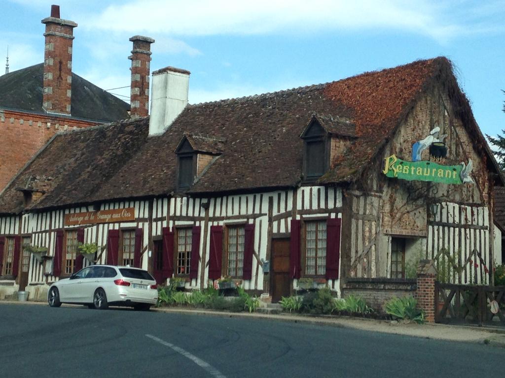 Auberge de la grange aux oies restaurant 4 rue gatinais 41600 souvigny en sologne adresse - La grange aux oies souvigny ...