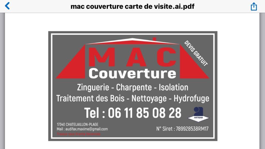 Audifax Maxime Chatelaillon Plage