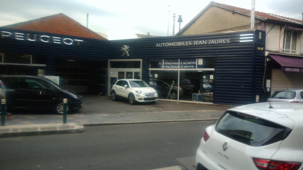Automobiles jean jaur s concessionnaire automobile 6 for Garage bobigny avenue jean jaures