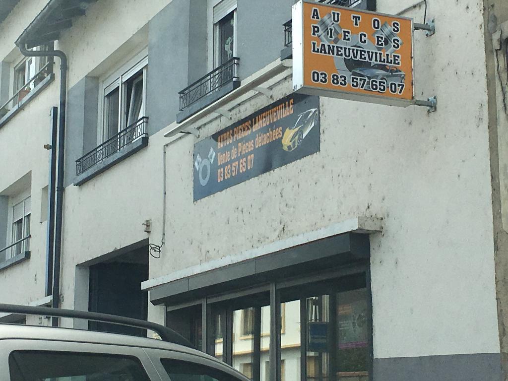 Autos pi ces laneuveville garage automobile 88 rue du for Garage reparation nancy