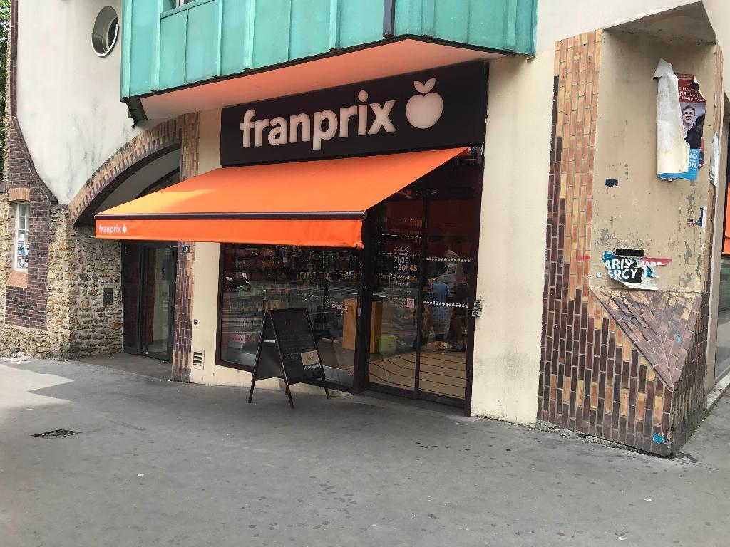 Franprix paris supermarch hypermarch 3 rue de meaux for Garage rue de meaux vaujours
