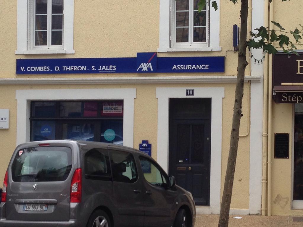 Axa comb s vincent agent g n ral banque 16 boulevard du - Assurance habitation iard banque postale ...