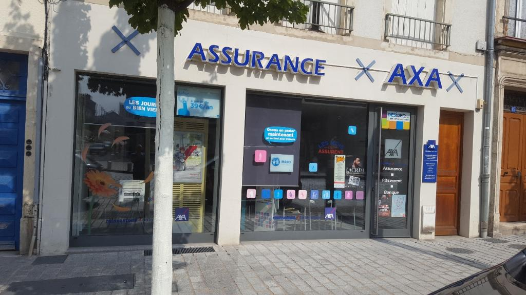 Axa harmant angele et grand clerc arnaud agents g n raux for Dommage ouvrage axa