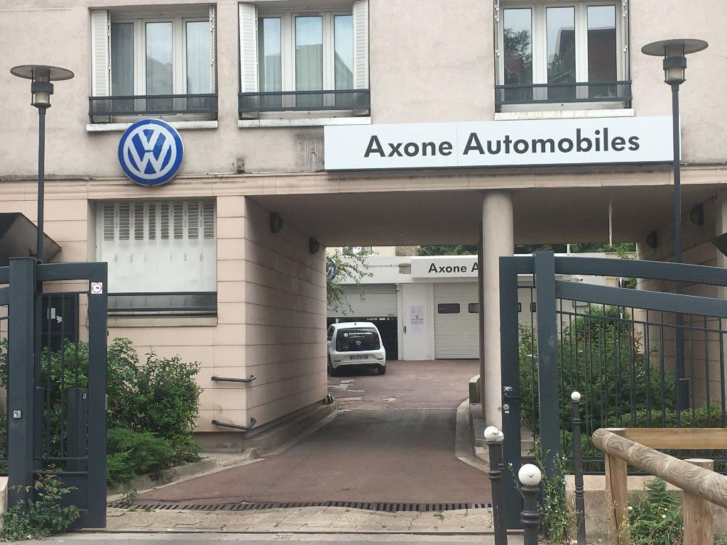 Axone Automobiles Garage Automobile 176 Avenue D Italie 75013