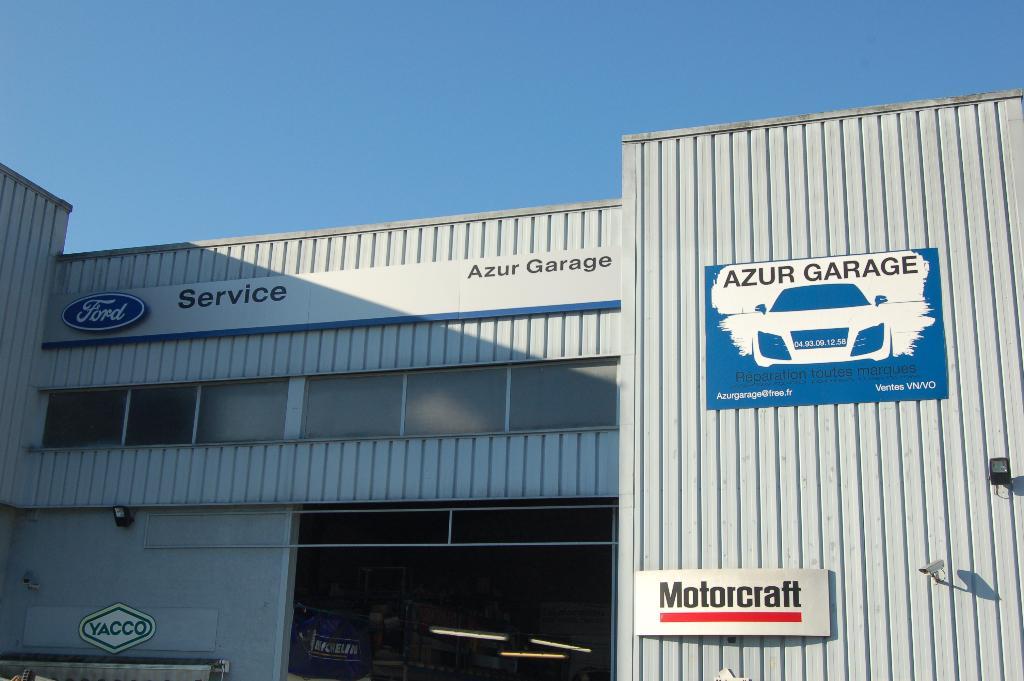 Azur garage garage automobile 78 route paoute 06130 for Garage cauvin grasse