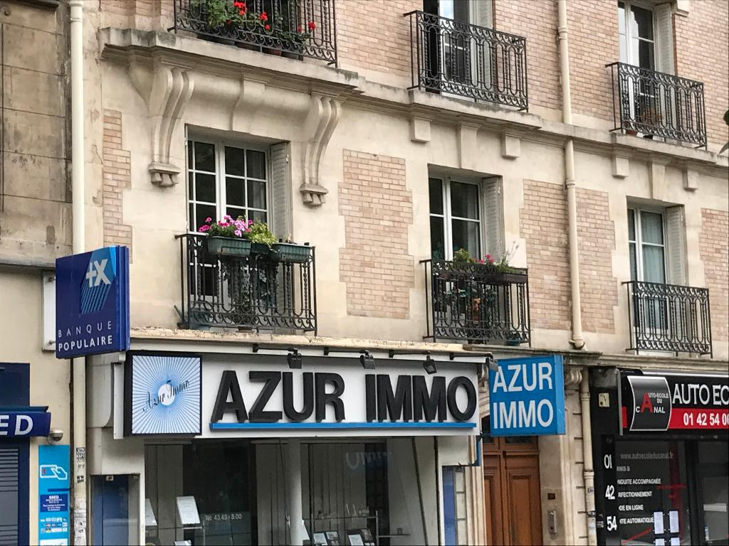 Azur immo agence immobili re 184 rue de belleville for Azur immobilier