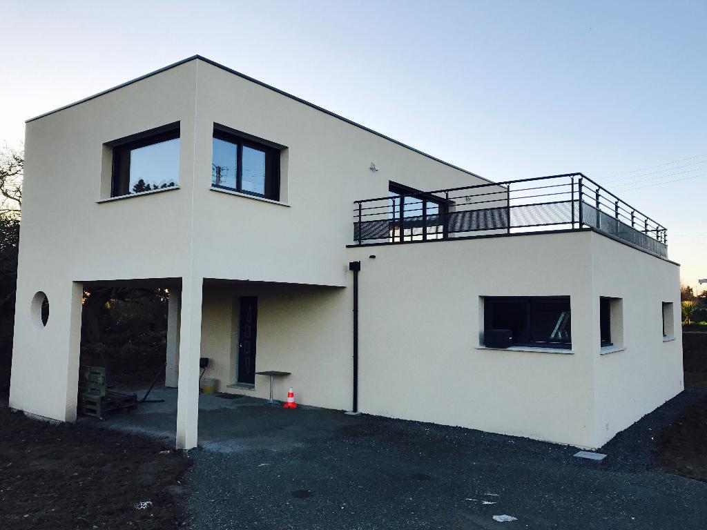 Constructeur maison individuelle bretagne for Constructeur maison moderne bretagne