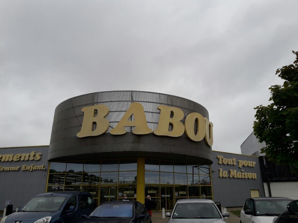 Babou discount destockage et d griff s centre for Babou strasbourg adresse