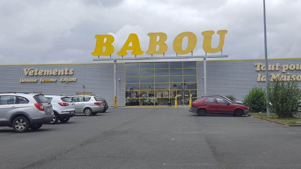 Babou centre commercial 26 avenue de la loge 86440 for Babou perpignan horaire