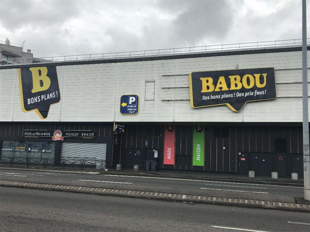 Babou Discount destockage et dégriffés 1 avenue Michel