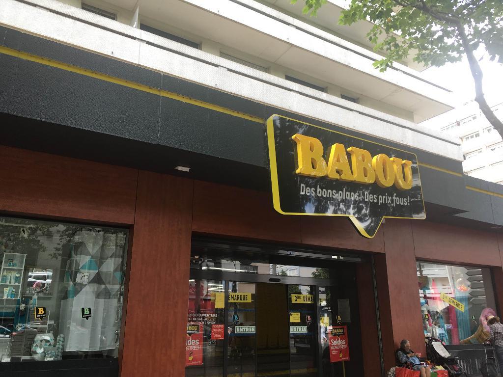 Babou discount destockage et d griff s 29 avenue for Babou perpignan horaire