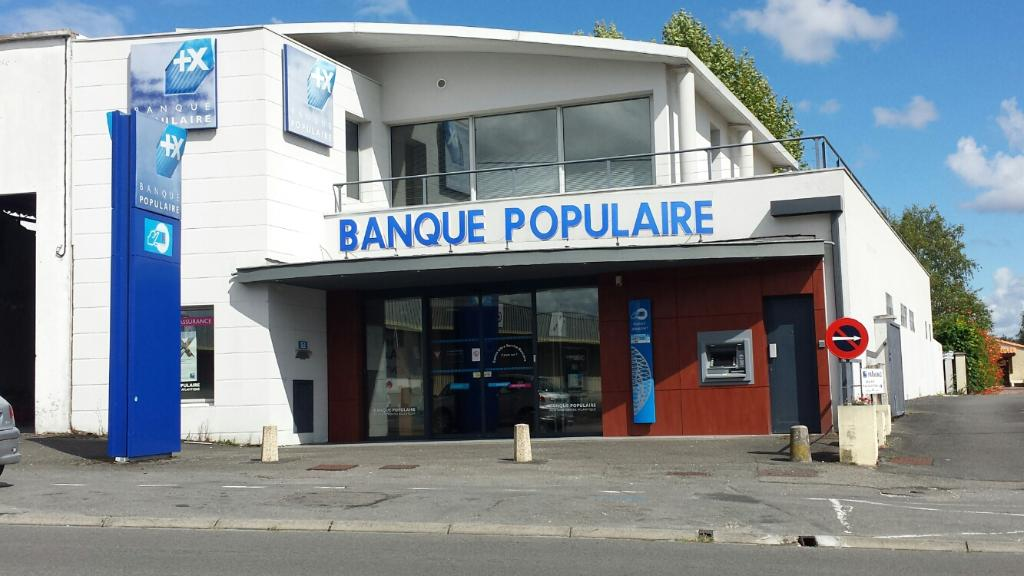 banque populaire aquitaine centre atlantique banque 131 route de paris 16160 gond pontouvre. Black Bedroom Furniture Sets. Home Design Ideas