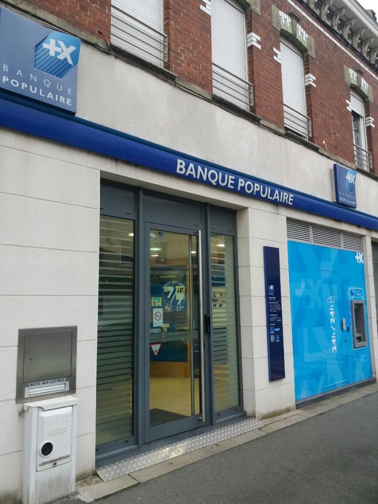 Banque Populaire Du Nord 13 Pl Gen De Gaulle 59112 Annoeullin