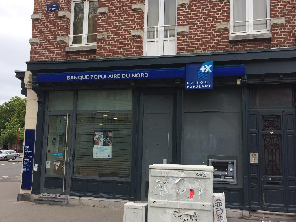 Banque Populaire Du Nord Banque 1 Rue Arras 59000 Lille Adresse