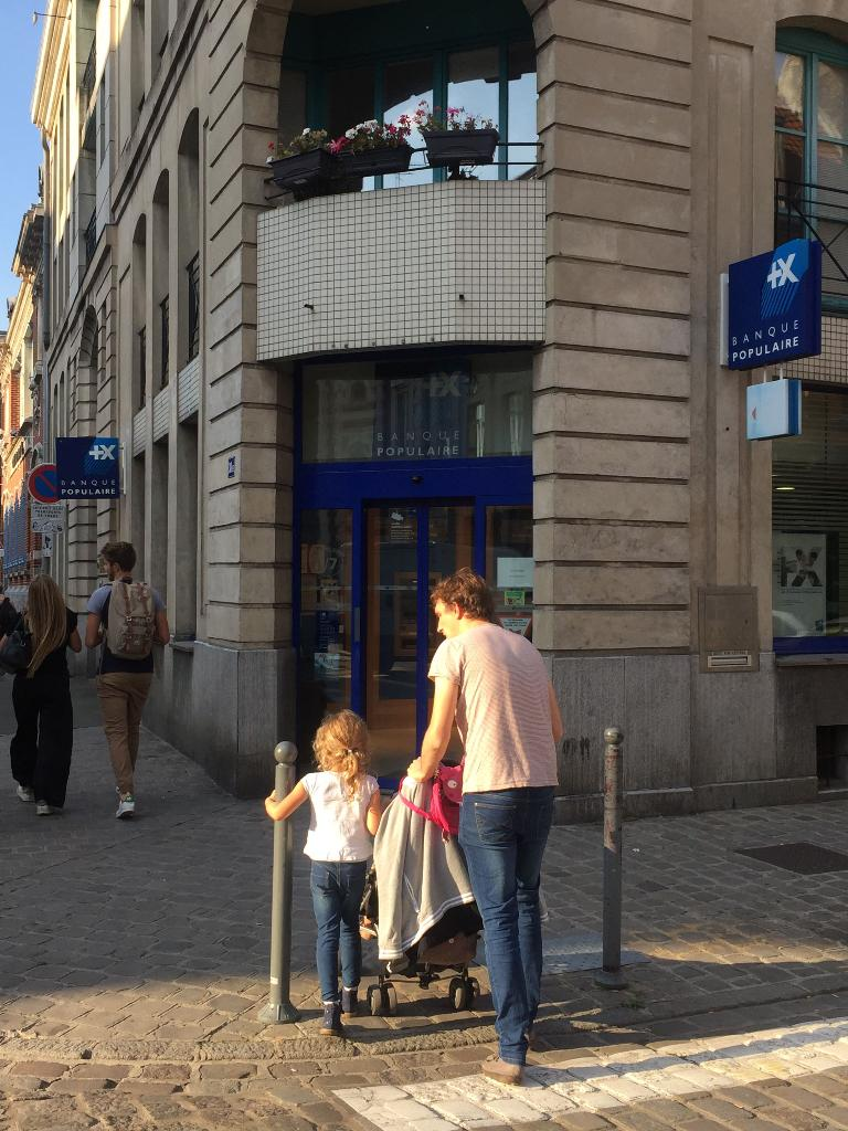 Banque Populaire Du Nord Banque 38 Bis Rue Royale 59000 Lille