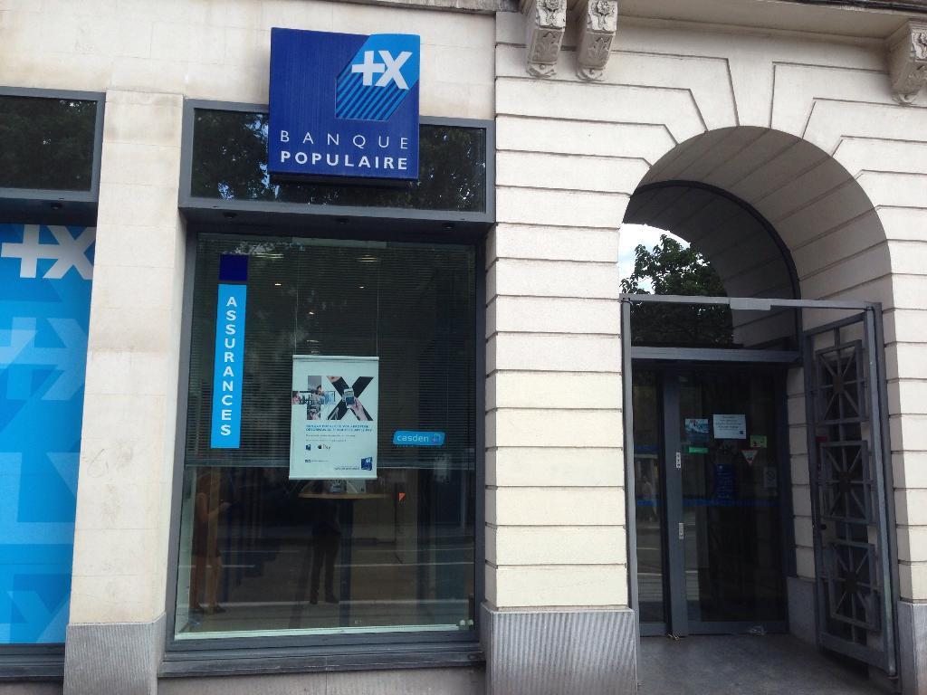 Banque Populaire Du Nord Banque 9 Place Richebe 59000 Lille