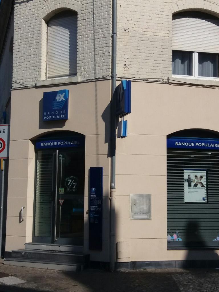 Banque Populaire Du Nord Banque 894 Bis Avenue Dunkerque 59160