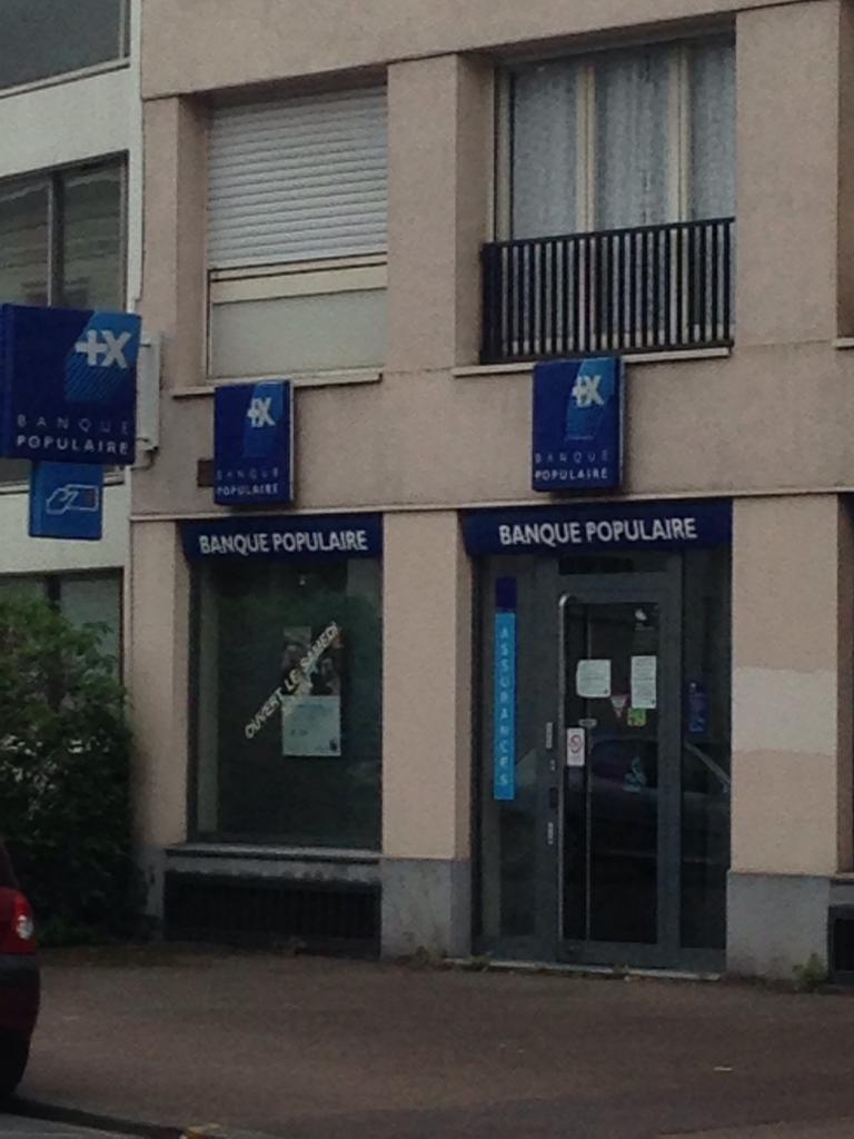Banque Populaire Du Nord Banque 138 Avenue Saint Maur 59110 La
