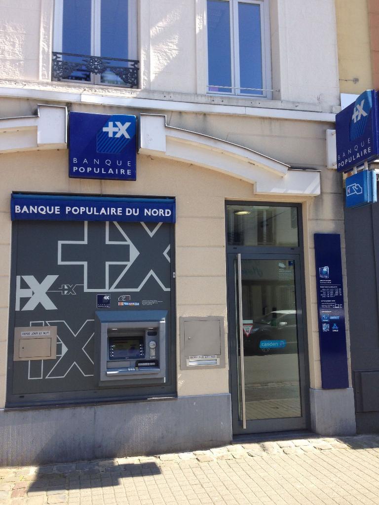 Banque Populaire Du Nord Banque 4 Rue Eglise 59310 Orchies