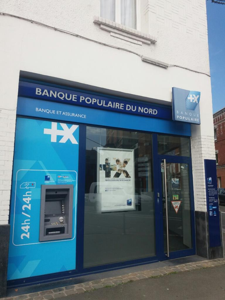 Banque Populaire Du Nord Banque 1 Rue Prevote 59840 Perenchies