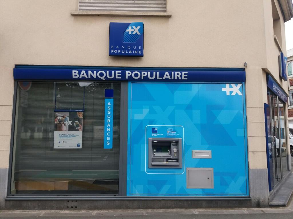 Banque Populaire Du Nord Banque 143 Rue General Leclerc 59350