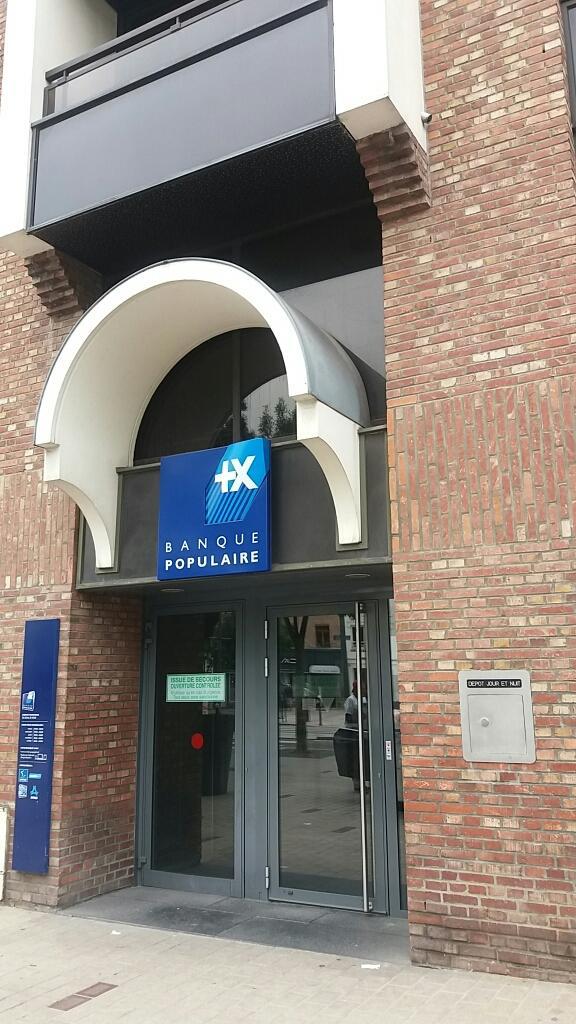 Banque Populaire Du Nord 13 Pl Republique 59200 Tourcoing Banque