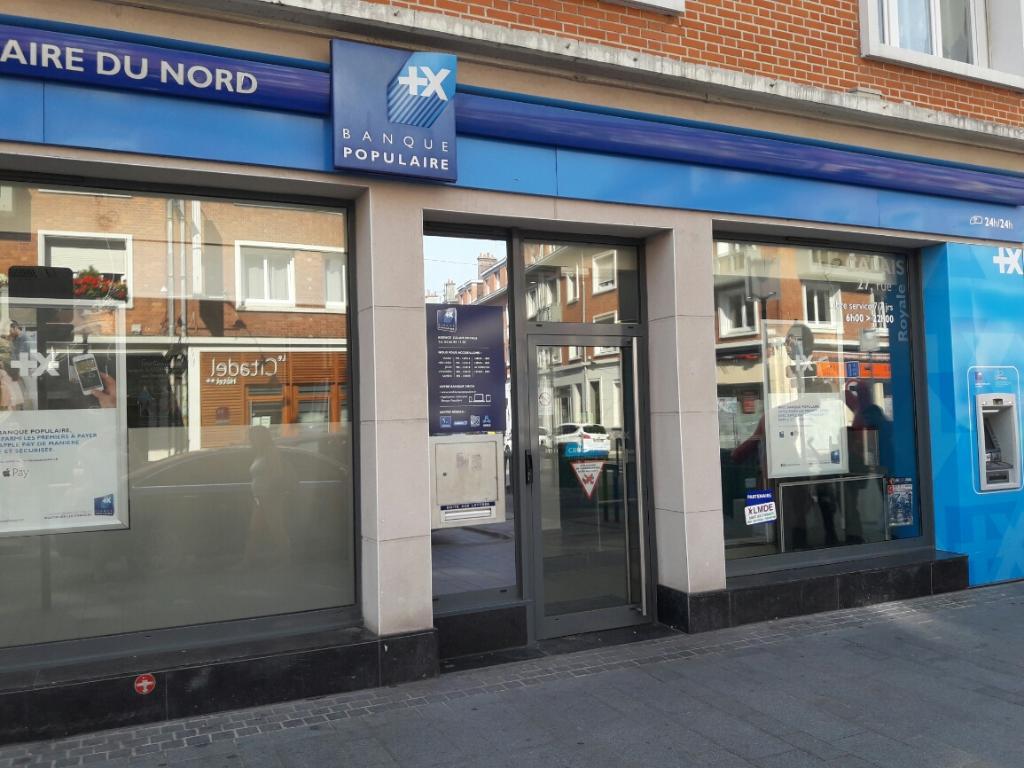 Banque Populaire Du Nord Banque 27 Rue Royale 62100 Calais