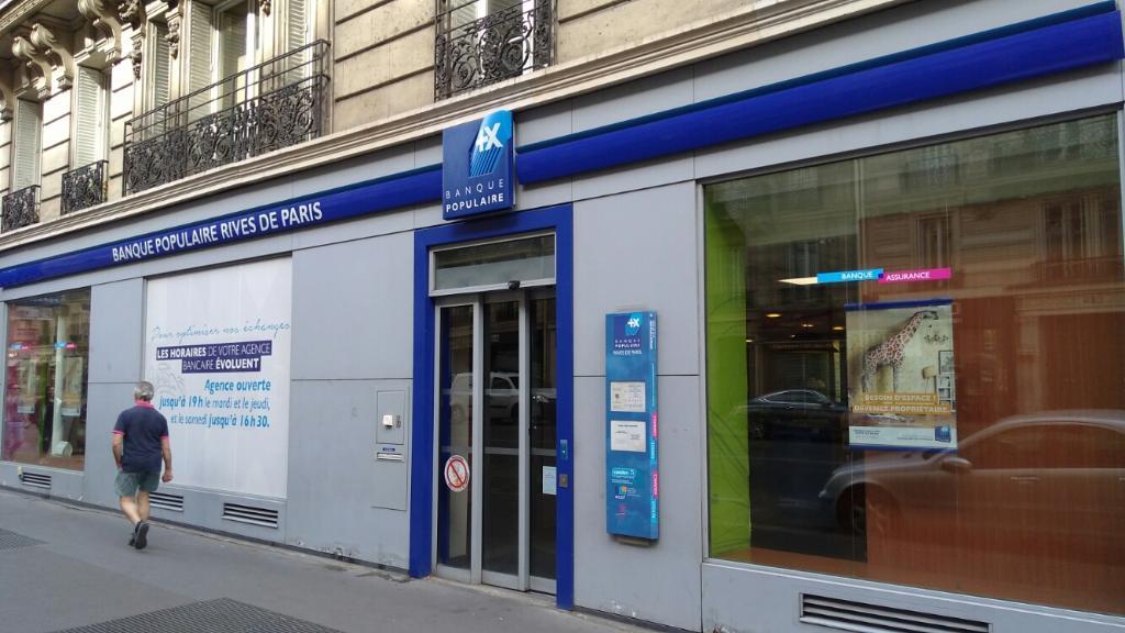 Banque Populaire Rives De Paris Banque 94 Rue Rennes 75006 Paris