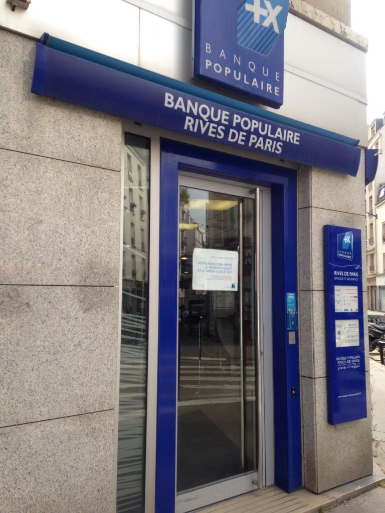 banque populaire rives de paris banque 47 rue de gergovie 75014 paris adresse horaire. Black Bedroom Furniture Sets. Home Design Ideas
