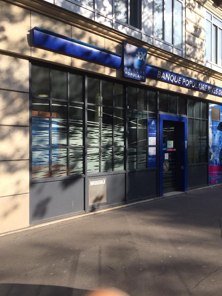 Banque Populaire Rives De Paris 110 Bd St Germain 75006 Paris