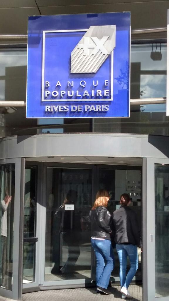 Banque Populaire Rives De Paris Banque 76 Avenue De France 75013