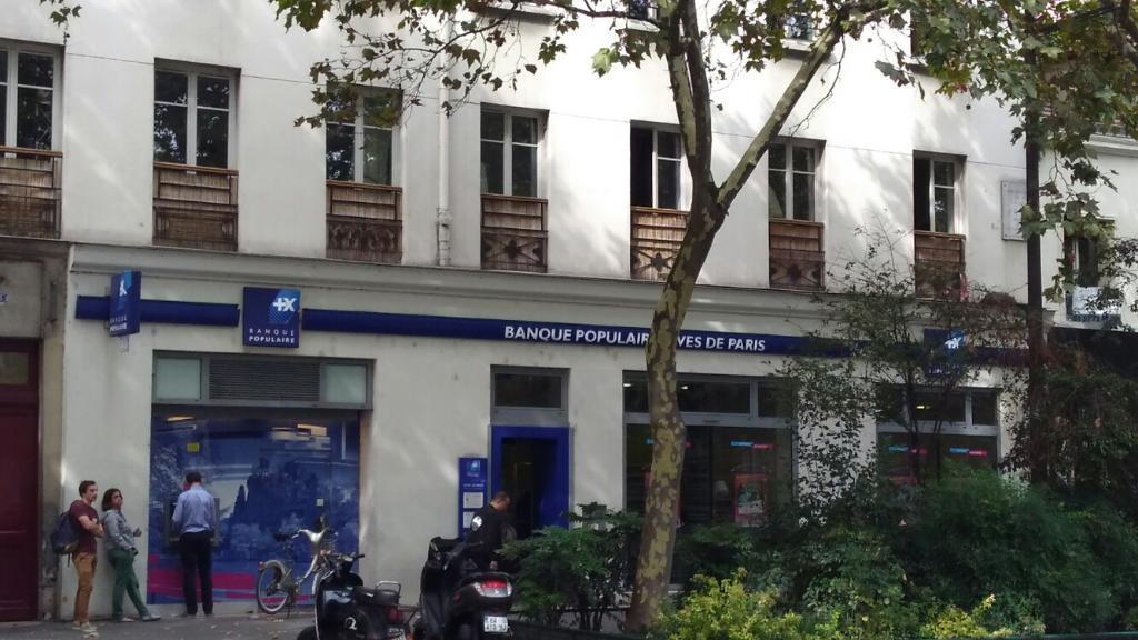 banque populaire rives de paris banque 3 avenue jean jaur s 75001 paris adresse horaire. Black Bedroom Furniture Sets. Home Design Ideas
