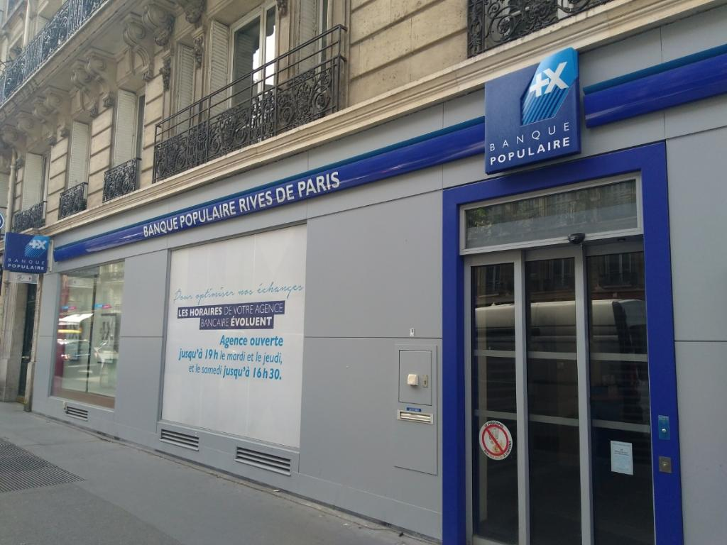 Banque Populaire Rives De Paris 1 R Coetlogon 75006 Paris Banque