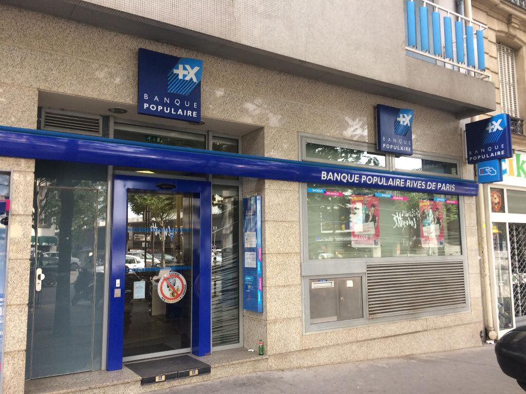 Banque Populaire Rives De Paris Paris Banque Adresse Avis