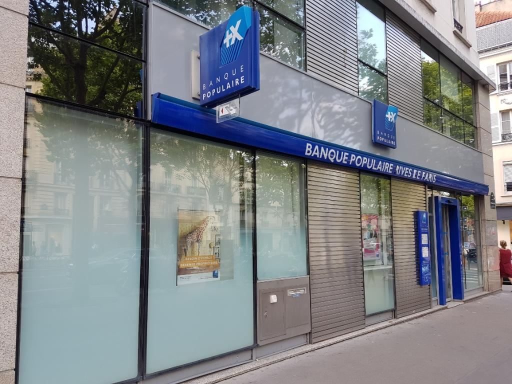 Banque Populaire Rives De Paris 38 Av Gen Leclerc 75014 Paris