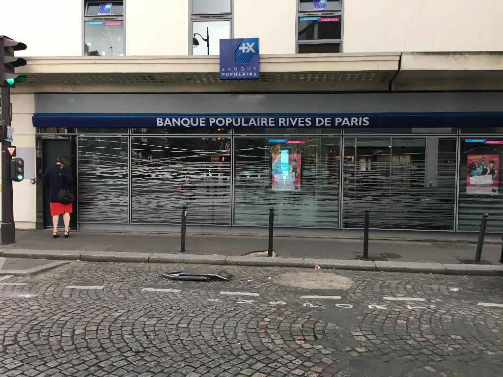 Banque Populaire Rives De Paris 60 Bd Grenelle 75015 Paris