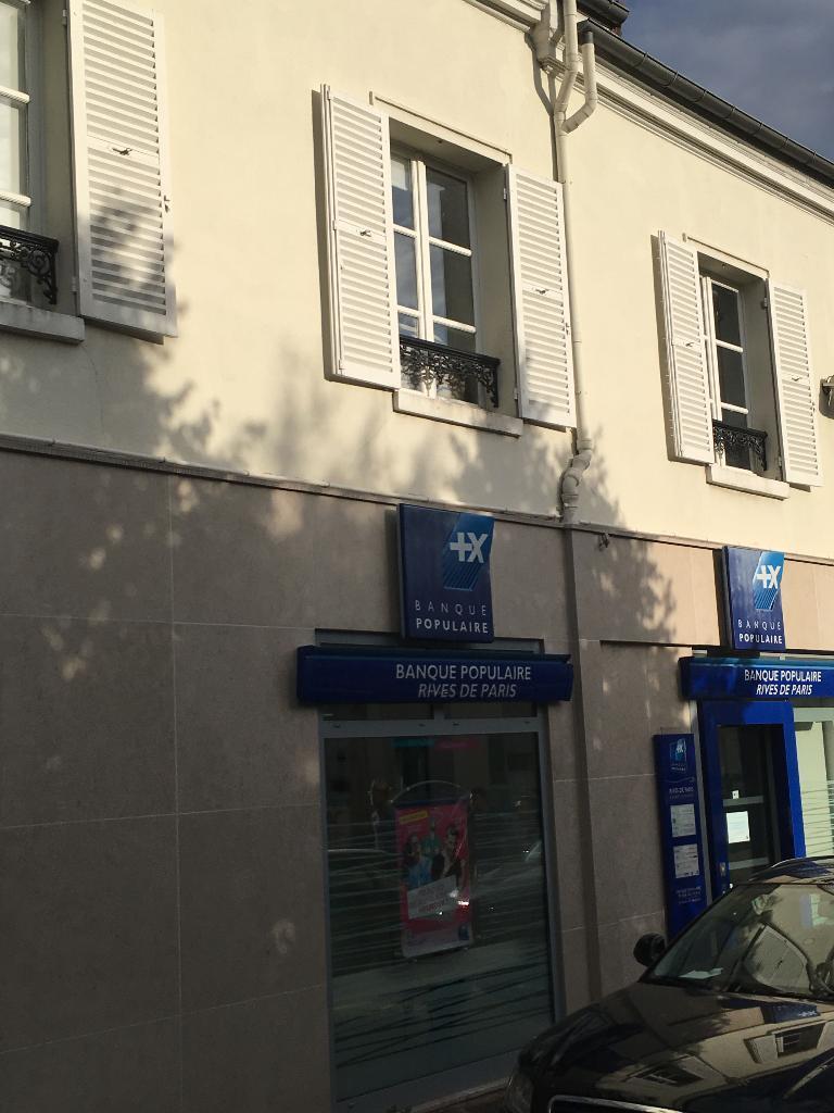 Banque Populaire Rives De Paris 3 Pl St Medard 91800 Brunoy