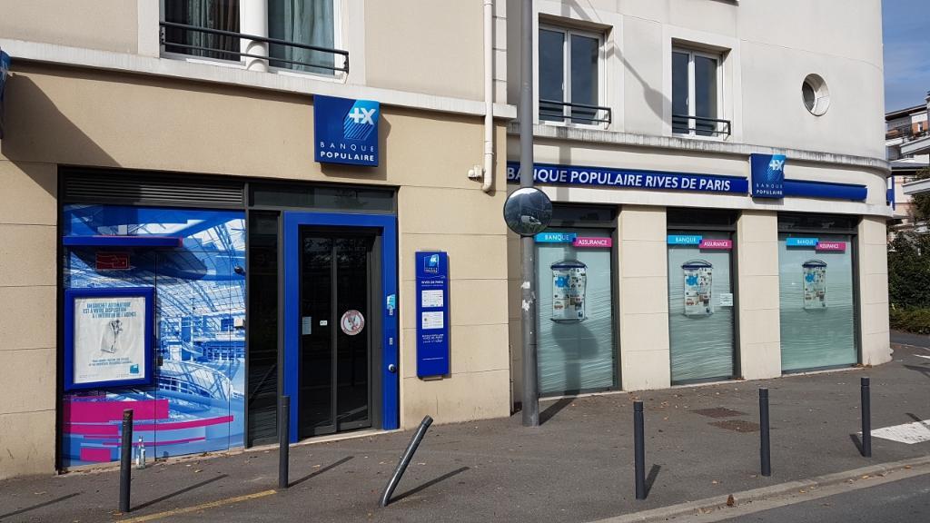 Banque Populaire Rives De Paris 60 Av Raymond Aron 91300 Massy