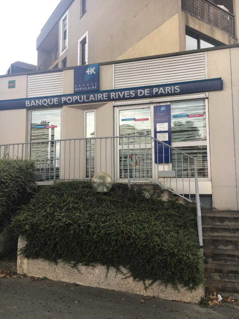 Banque Populaire Rives De Paris 21 R Jean Pierre Timbaud 92320