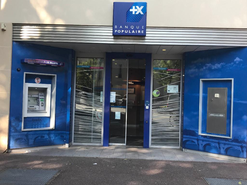 Banque Populaire Rives De Paris 81 Bd Gabriel Peri 92240 Malakoff