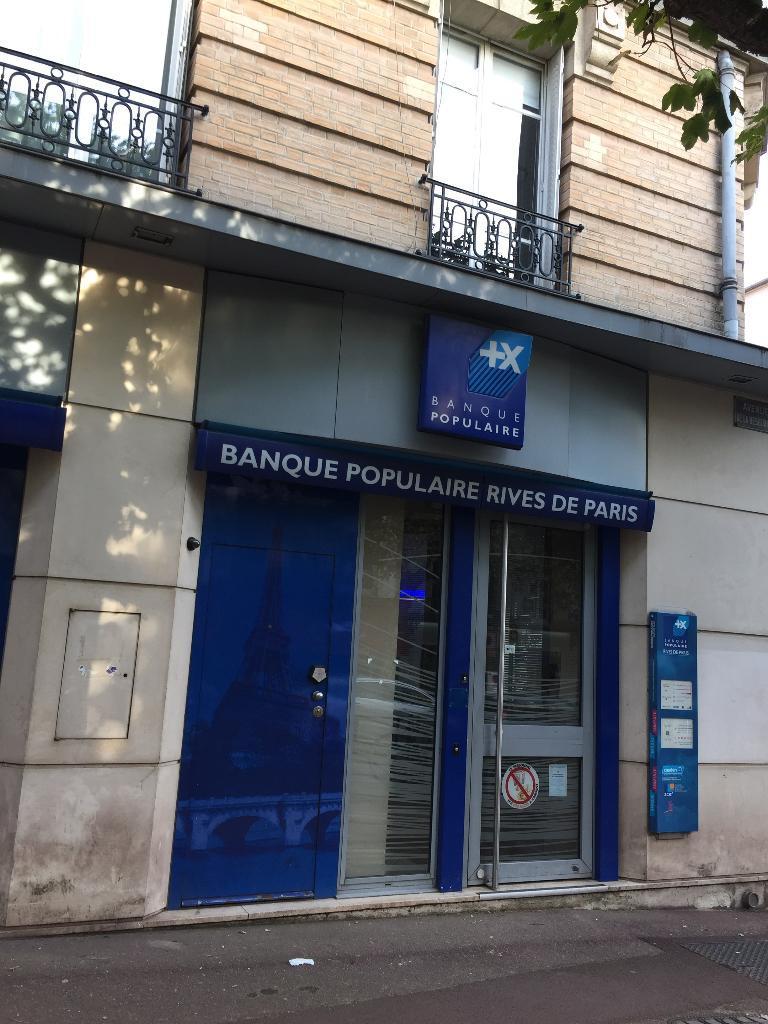 Banque Populaire Rives De Paris Banque 56 Avenue Resistance 93340