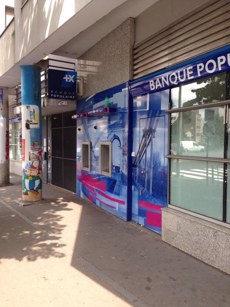 Banque Populaire Rives De Paris 131 Av Paul Vaillant Couturier
