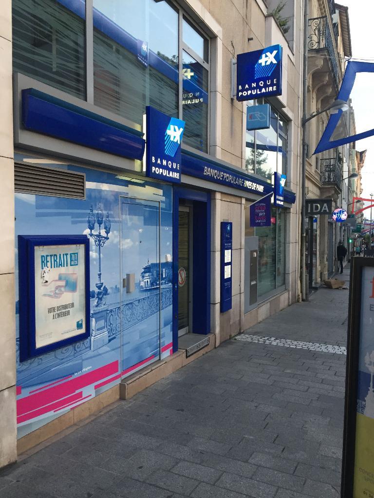 Banque Populaire Rives De Paris 41 R Gen De Gaulle 95880 Enghien