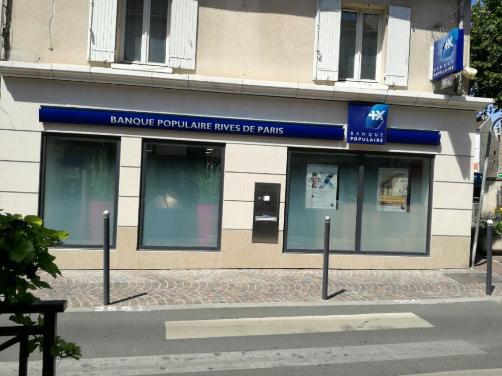 Banque Populaire Rives De Paris 6 R Gen De Gaulle 95220 Herblay
