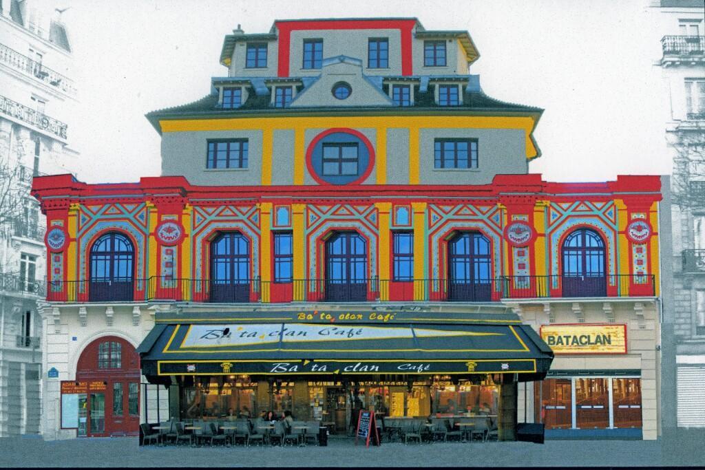 Bataclan salle de concerts et spectacles 56 boulevard for Garage oberkampf parking
