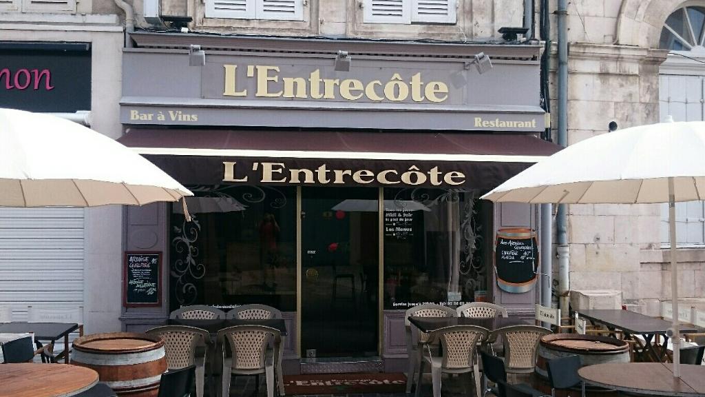 Restaurant Rue Grande Chateauroux